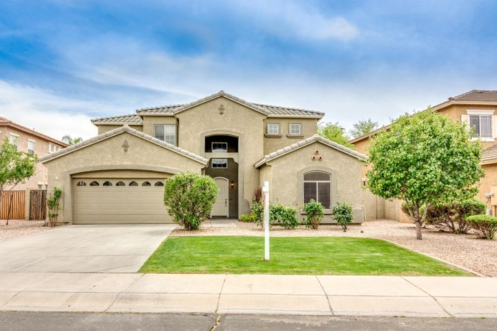 3277 E GERONIMO Court, Gilbert, AZ 85295