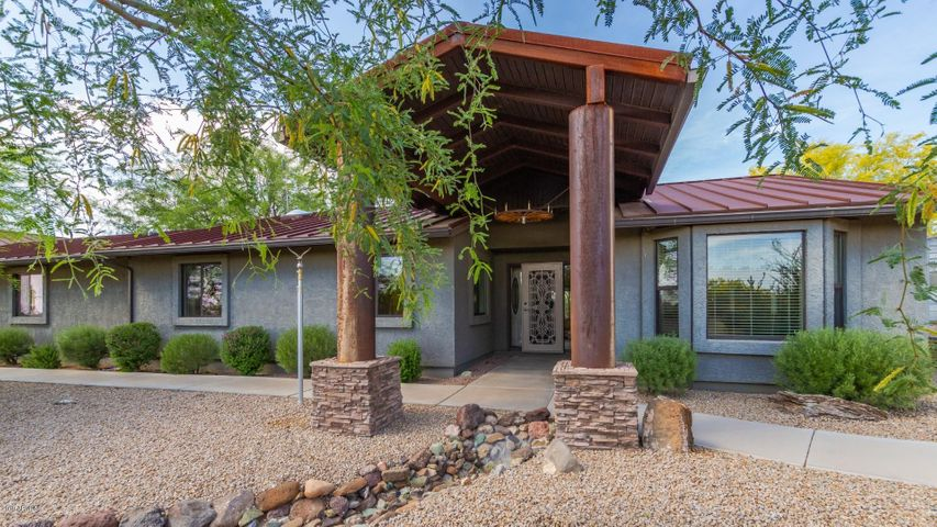 106 W RIDGECREST Road, Desert Hills, AZ 85086