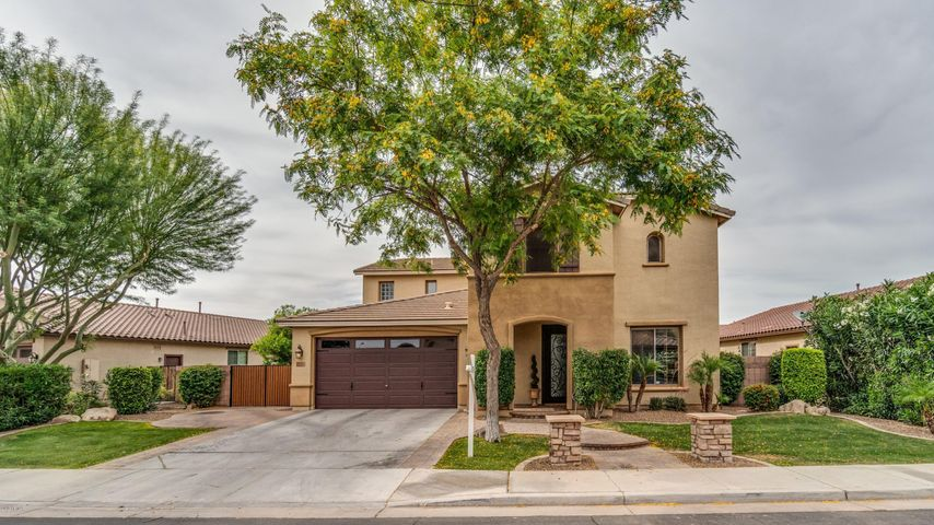 664 W BARTLETT Way, Chandler, AZ 85248