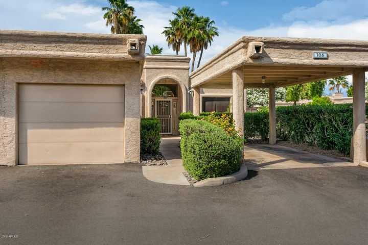 4015 N 78TH Street, 106, Scottsdale, AZ 85251