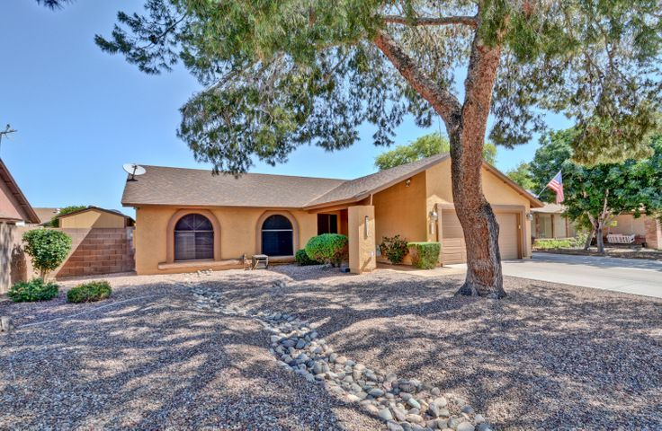 Truly move-in ready with newer roof and exterior paint