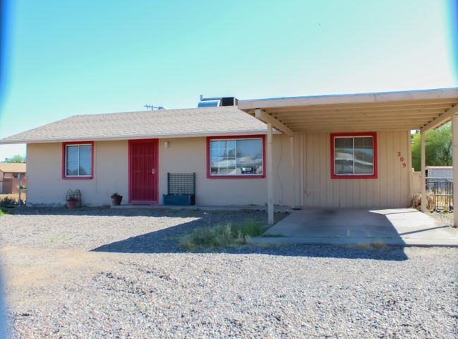 209 4th Ave Avenue E, Buckeye, AZ 85326