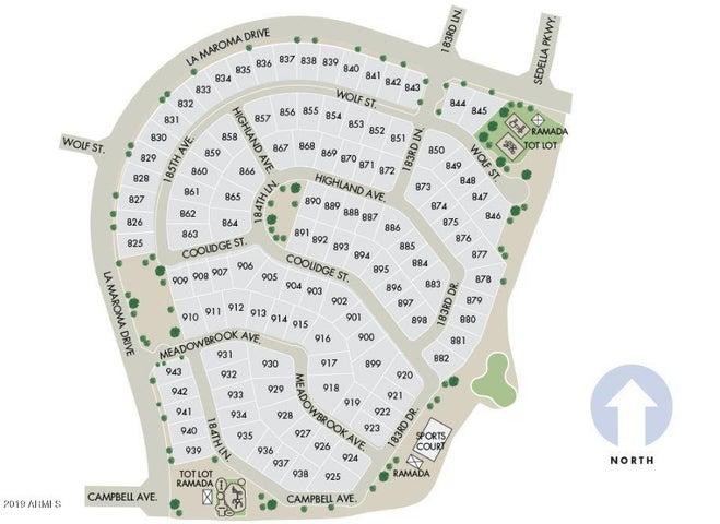 18375 W HIGHLAND Avenue, Goodyear, AZ 85395