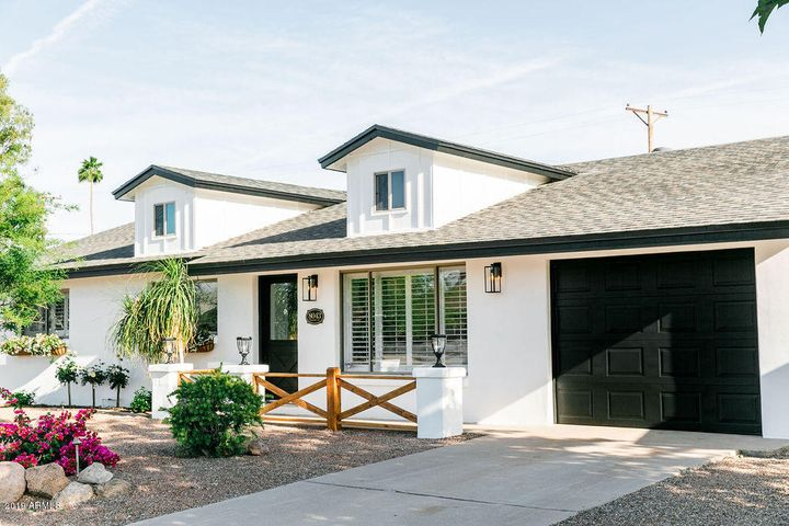 Welcome to the Clarendon Home! A rare modern farmhouse find in the heart of South Scottsdale.