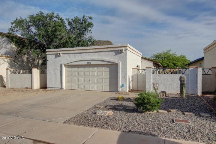 4710 W MENADOTA Drive, Glendale, AZ 85308