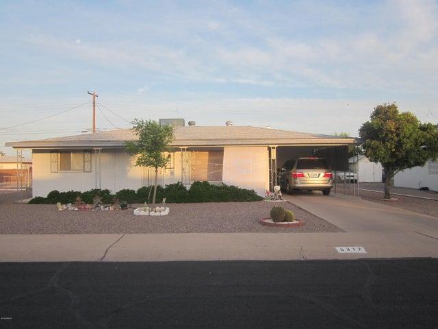 5317 E Baltimore Street, Mesa, AZ 85205