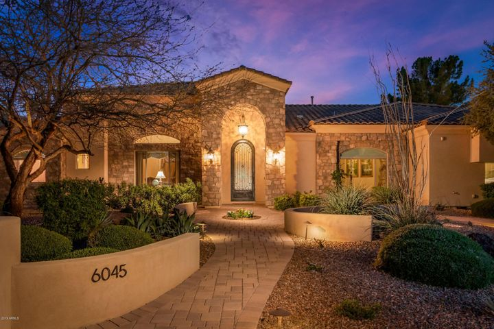 6045 E Cochise Road, Paradise Valley, AZ 85253