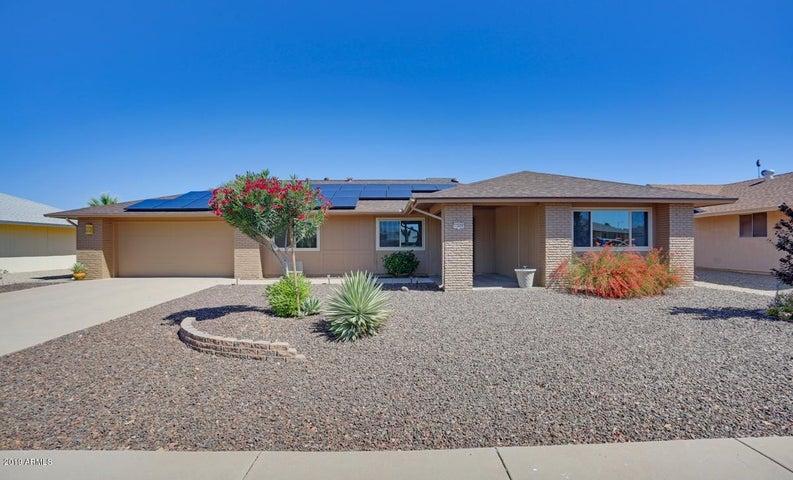 12426 W MESA VERDE Drive, Sun City West, AZ 85375