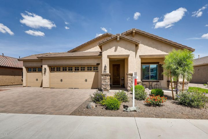19953 N 260TH Glen, Buckeye, AZ 85396