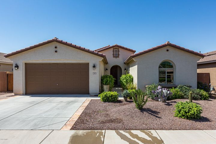 197 W SWEET SHRUB Avenue, San Tan Valley, AZ 85140