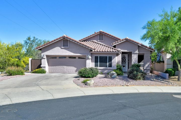 4197 E RANCHO CALIENTE Drive, Cave Creek, AZ 85331