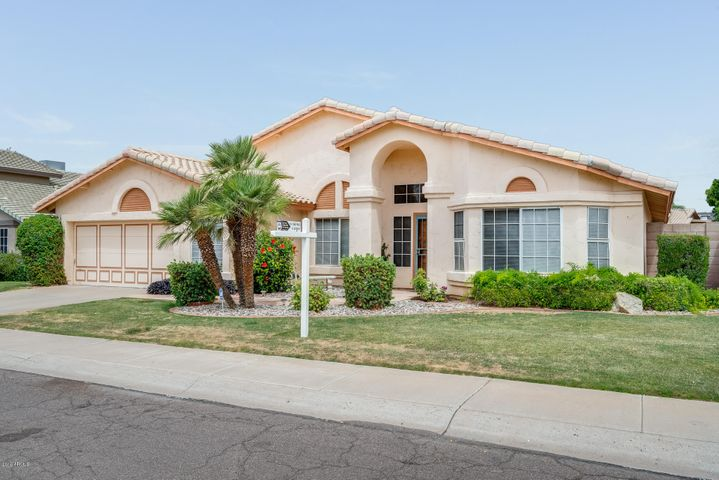 3946 W PARK VIEW Lane, Glendale, AZ 85310