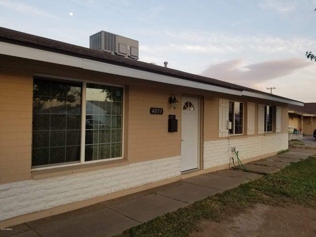 4053 N 80TH Drive, Phoenix, AZ 85033