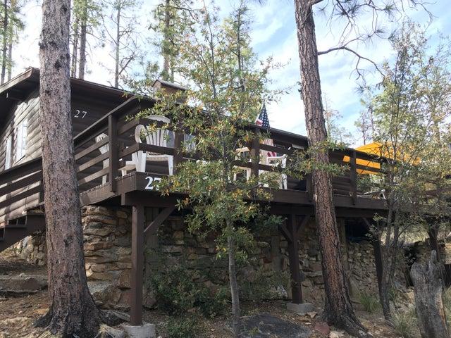 27 S Summer Homes Drive, Crown King, AZ 86343