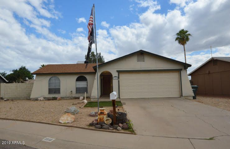 3509 E EVERETT Drive, Phoenix, AZ 85032