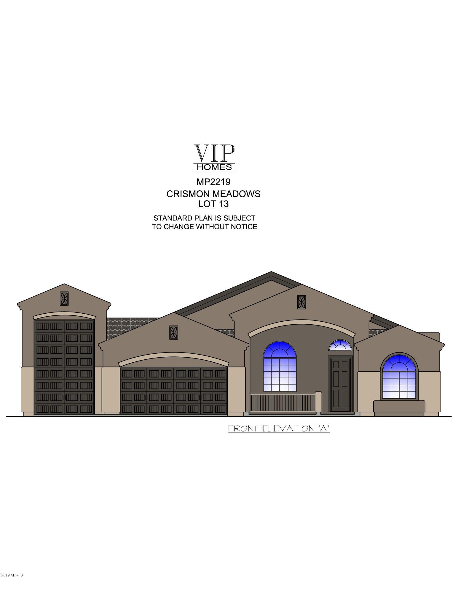 21580 S 217TH Street, Queen Creek, AZ 85142