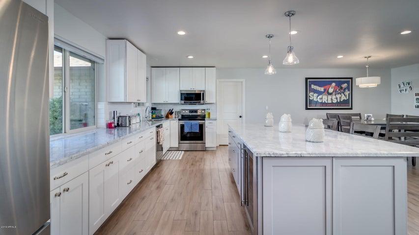 Beautiful white cabinets