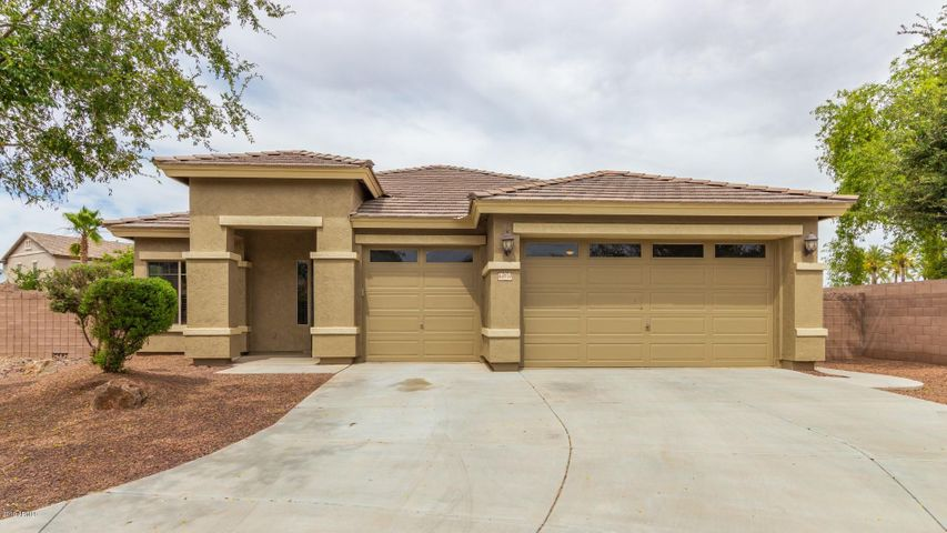 44510 W HIGH DESERT Trail, Maricopa, AZ 85139