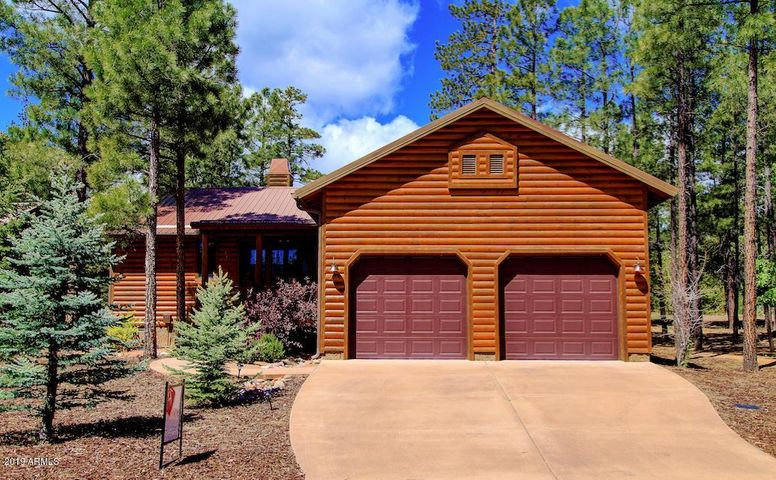 2461 W LODGEPOLE Lane, Show Low, AZ 85901