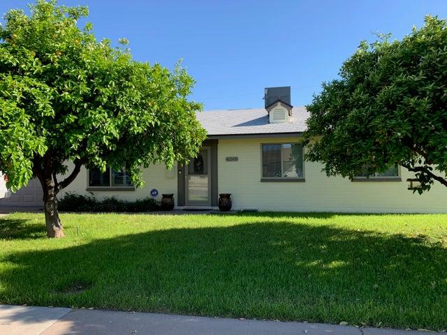 6249 W BERRIDGE Lane, Glendale, AZ 85301