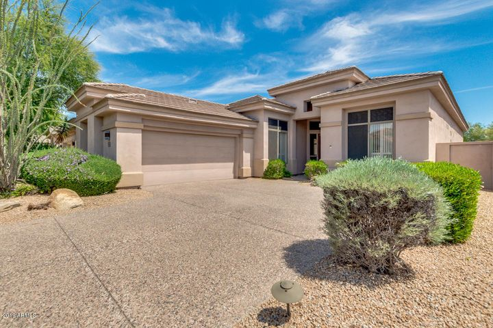 7663 E OVERLOOK Drive, Scottsdale, AZ 85255