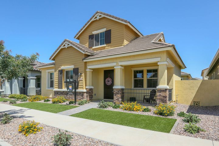 4498 E Bethena Street, Gilbert, AZ 85295