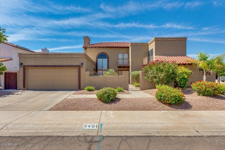 5401 E SANDRA Terrace, Scottsdale, AZ 85254