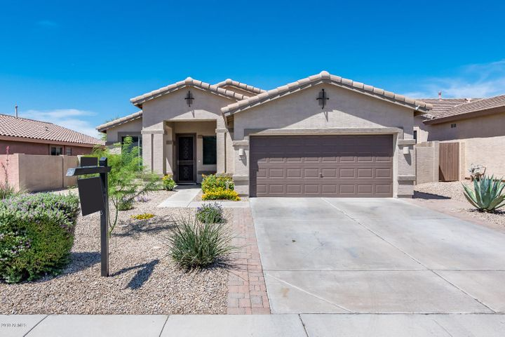 17576 W Wind Song Avenue, Goodyear, AZ 85338