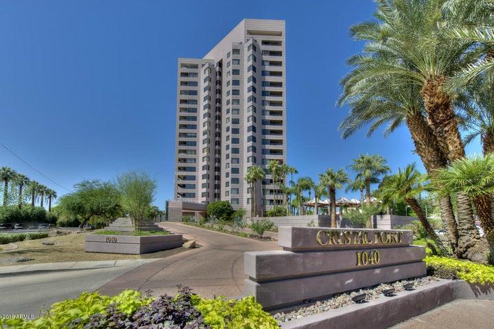1040 E Osborn Road E, 1601, Phoenix, AZ 85014