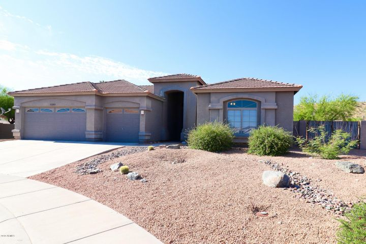 11399 S OBISPO Drive, Goodyear, AZ 85338