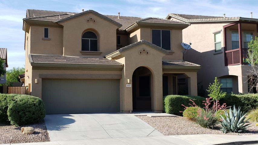 4412 W HEYERDAHL Drive, New River, AZ 85087