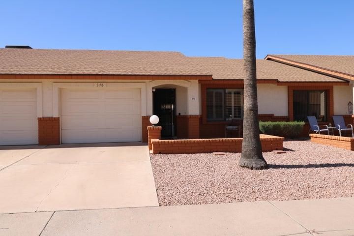 8161 E KEATS Avenue, 378, Mesa, AZ 85209