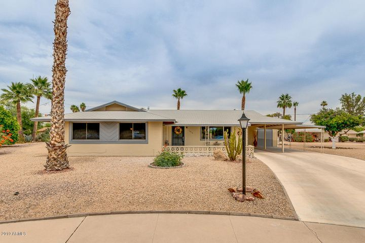 12015 N PAR Court, Sun City, AZ 85351
