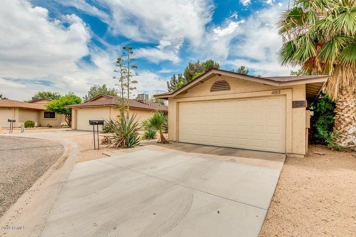 4813 W KRALL Street, Glendale, AZ 85301