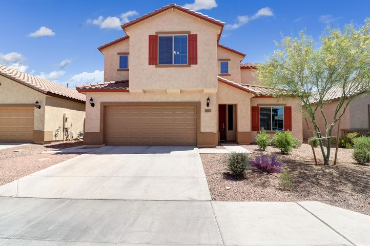 10827 W SWAYBACK Pass, Peoria, AZ 85383