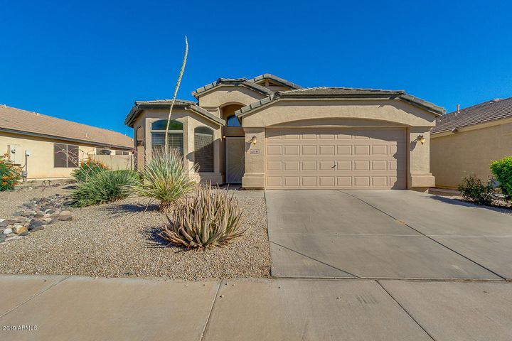 42595 W BUNKER Drive, Maricopa, AZ 85138