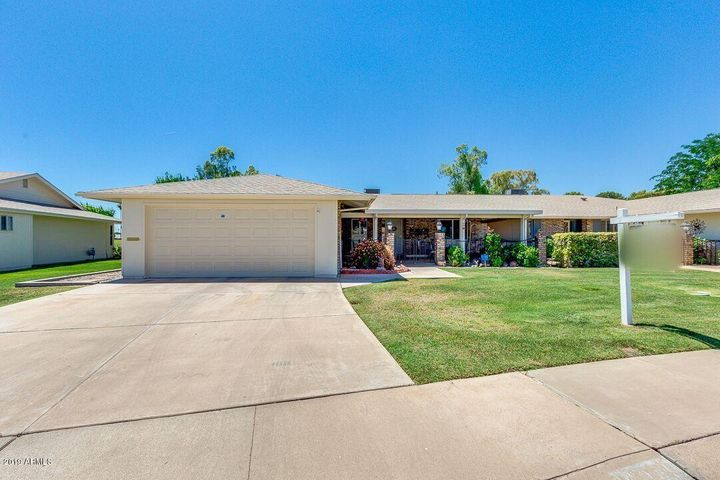 10849 W VENTURI Drive, Sun City, AZ 85351