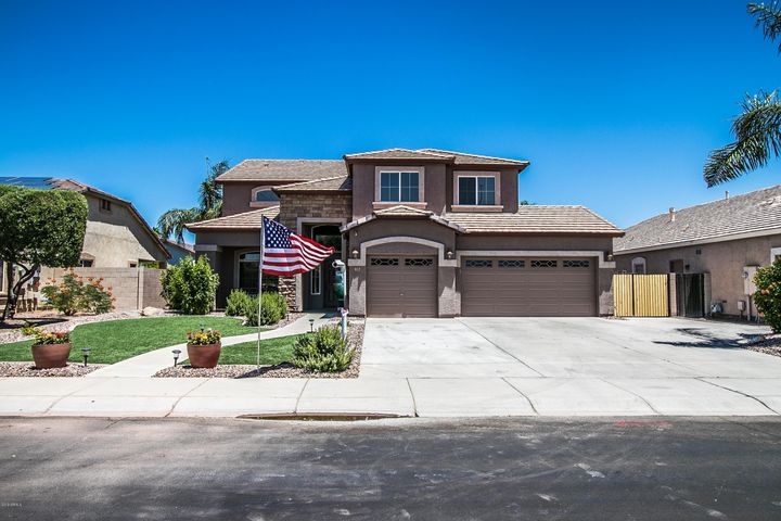 3376 E THORNTON Avenue, Gilbert, AZ 85297