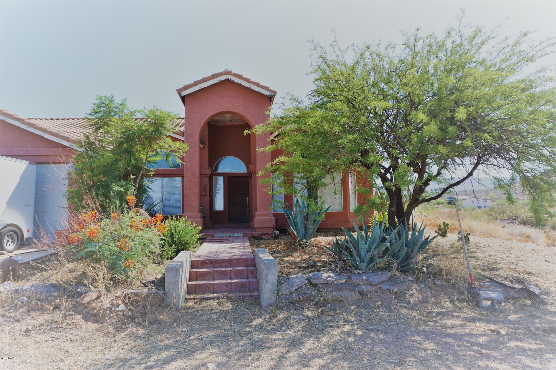 Open Desert Front Yard