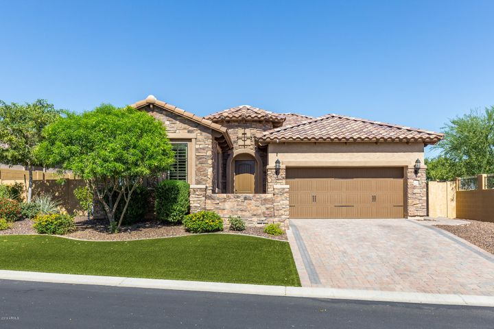 WELCOME HOME to this well appointed home within Corte Bella at Mountain Bridge