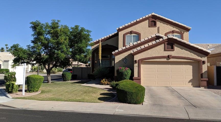 1331 W SEASHORE Drive, Gilbert, AZ 85233