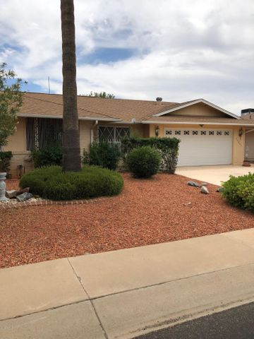 9807 W EMBERWOOD Drive, Sun City, AZ 85351