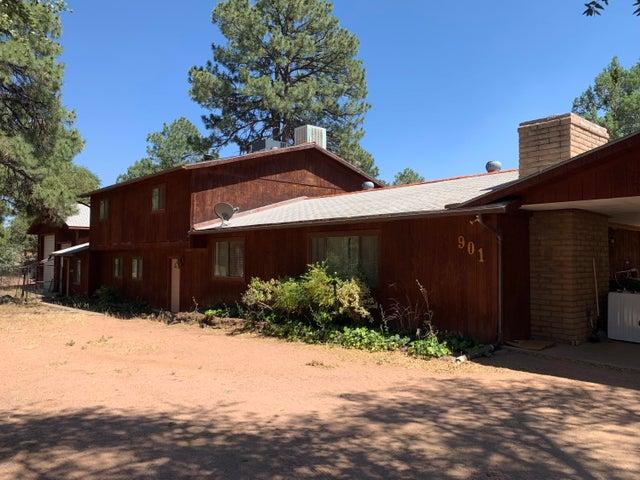901 E GRANITE DELLS Road, Payson, AZ 85541
