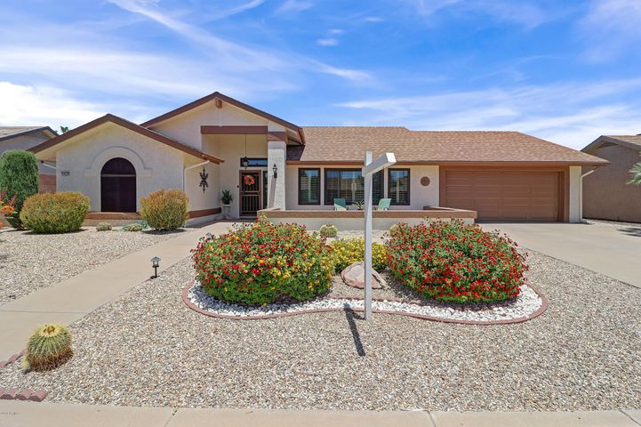 14122 W PENNYSTONE Drive, Sun City West, AZ 85375