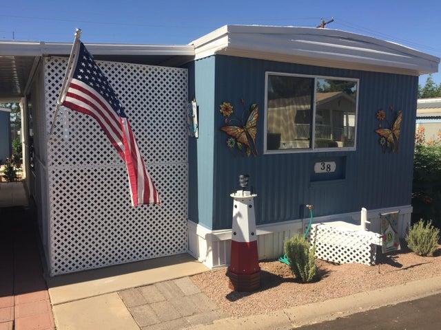 530 S Alma School Road, 38, Mesa, AZ 85210