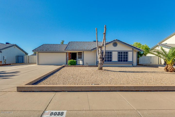 8038 W BLOOMFIELD Road, Peoria, AZ 85381