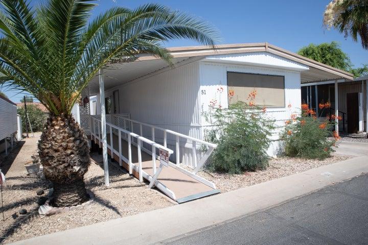 6942 W OLIVE Avenue, 51, Peoria, AZ 85345