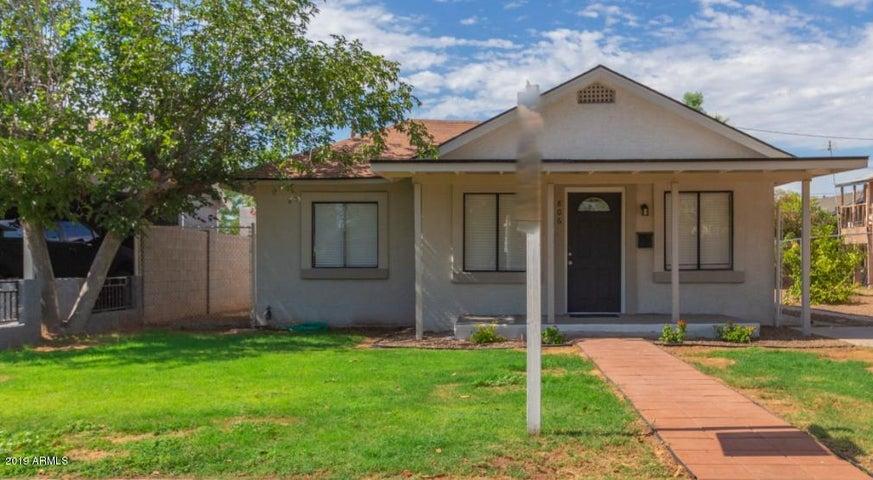 806 E OAK Street, Phoenix, AZ 85006