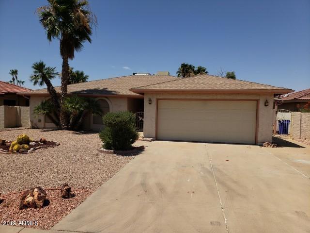 10426 E REGAL Drive, Sun Lakes, AZ 85248