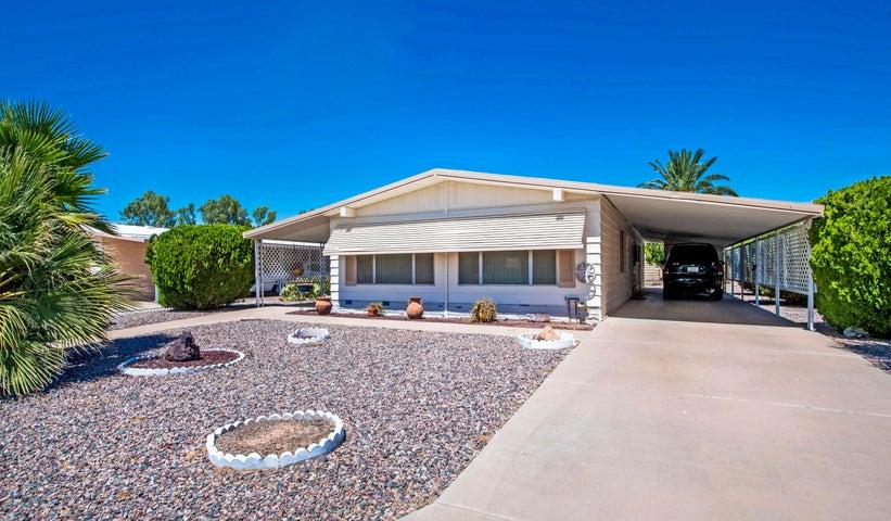 8917 E SUN LAKES Boulevard S, Sun Lakes, AZ 85248